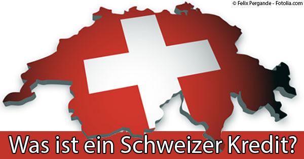 Schweizer Kredit  günstiger Sofortkredit ohne Schufa