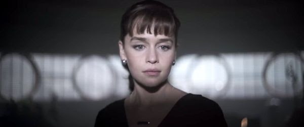 Emilia Clarke plays Qi'Ra in SOLO: A STAR WARS STORY.