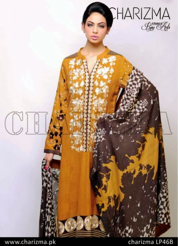 Beautiful-Girls-Wear-Stich-Embroidered-Clothes-New-Fashion-by-Charizma-Winter-Dress-2013-14-16