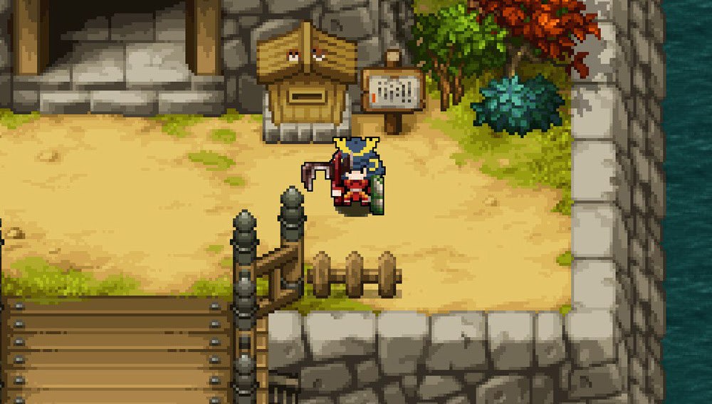 Review: Cladun Returns: This is Sengoku! screenshot