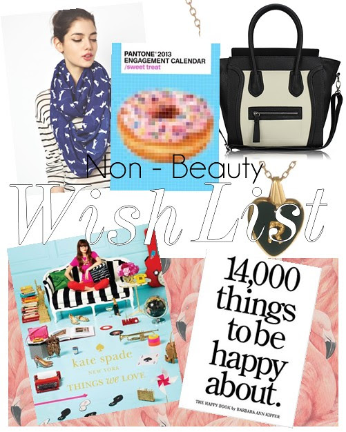 Non_beauty_wish_list