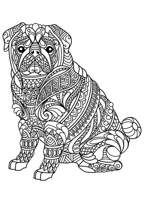 adult coloring pages  animals images