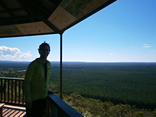 Wilhorse Mountain Lookout