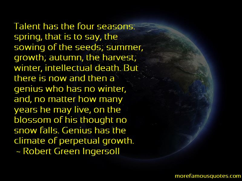 Quotes About Seeds And Growth Top 31 Seeds And Growth Quotes From