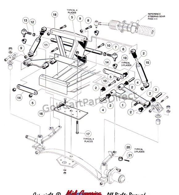 1992 Par Car Golf Cart Wiring Diagram