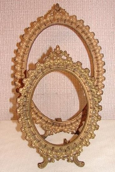 C 1870 Two Victorian Frames For Sale Antiquescom Classifieds