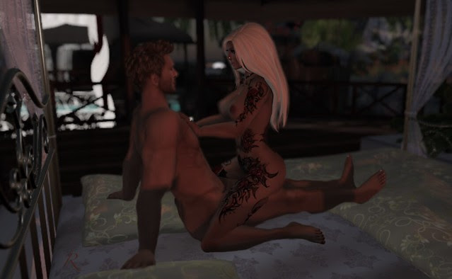 Lust in Eden