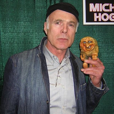Michael Hogan and Torvald!