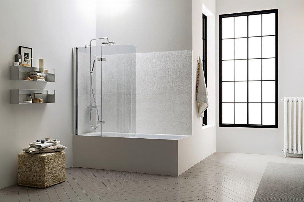 La doccia nella vasca aggiungendo un pannello - Cose di Casa