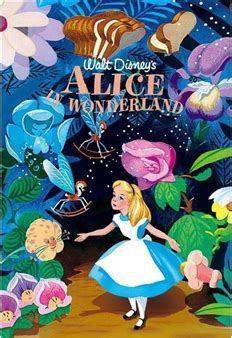 Disney Alice in Wonderland Vintage Art Series 3D