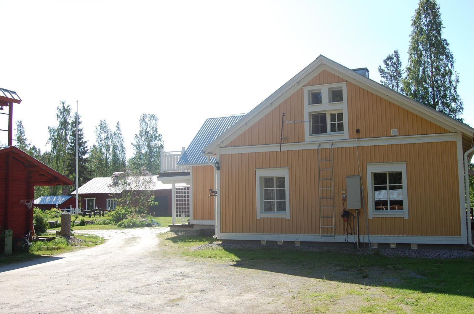 Vuokrataan Omakotitalo Jyväskylä