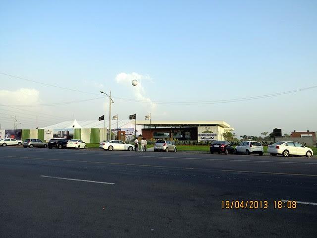 Kohinoor Grandeur, 2 BHK 3 BHK Flats & Shops at Mukai Chowk, Ravet, PCMC, Pune - Site Office - 2