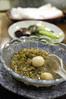 緑豆蓮子, 田燕居, 用賀