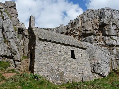 22439 - St Govans Chapel, Pembrokeshire