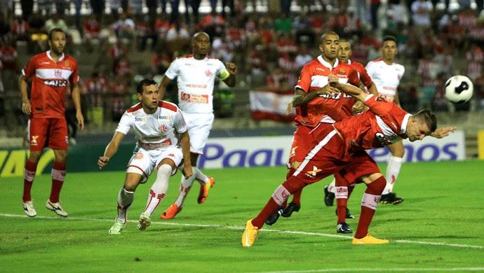 CRB x América-RN Estádio Rei Pelé (Foto: Ailton Cruz/Gazeta de Alagoas)