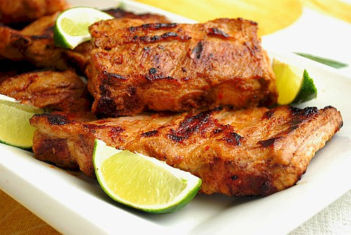 Chipotle Lime Pork Ribs