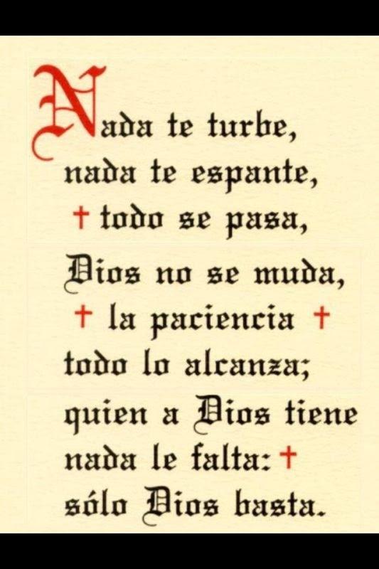 Frases De Santa Teresa D Avila 2 Quotes Links