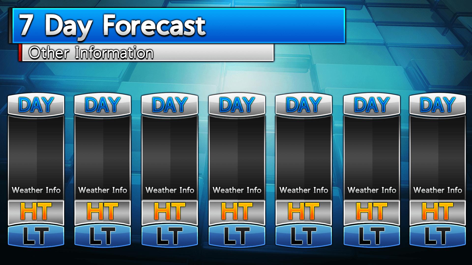 MetGraphics | Weather Graphics, Photoshop Templates, & More ...