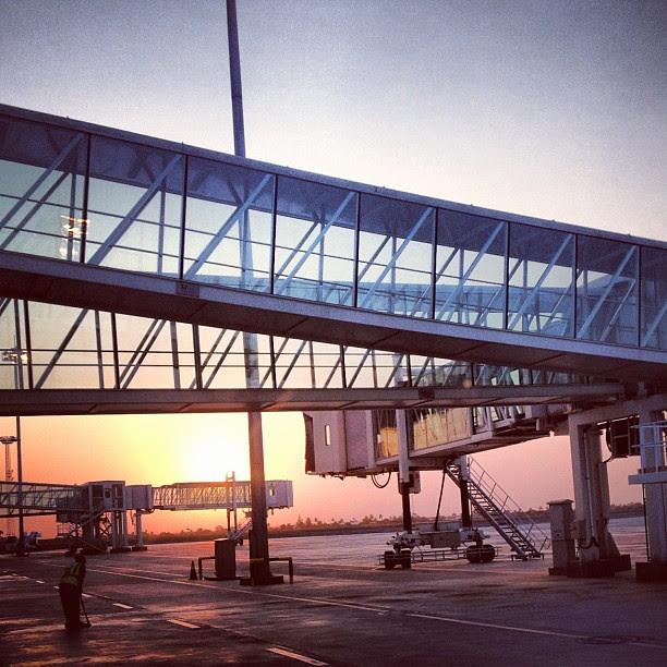 Maputo International Airport, Mozambique