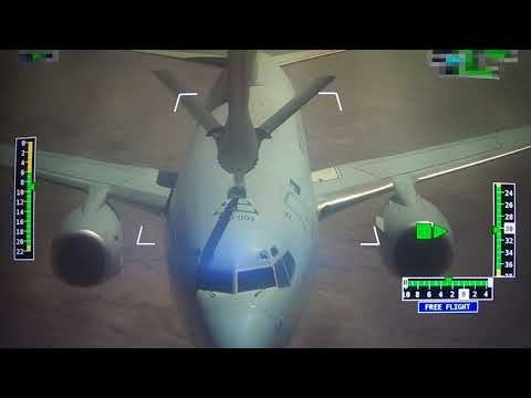 Returning Home | E-7A Wedgetail and KC-30A Multi-Role Tanker Transport