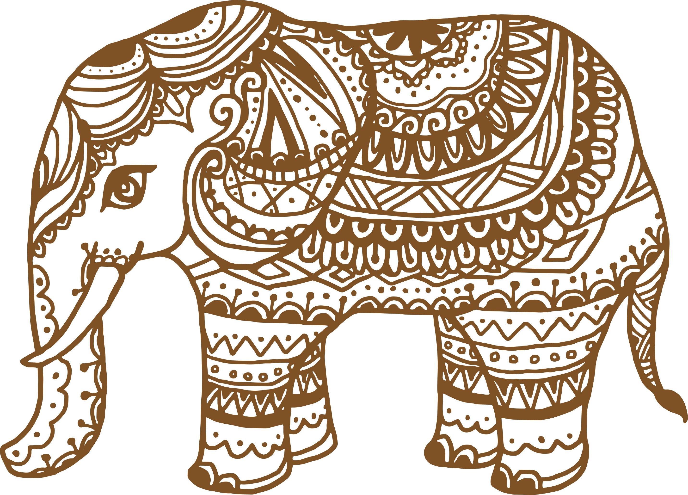 Coloriage Elephant Difficile.15 Coloriage Elephant A Imprimer Haut Coloriage Hd Images Et