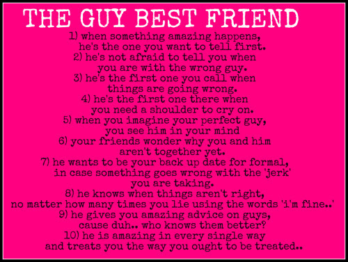 Quotes Best Friend Quotes Guy And Girl