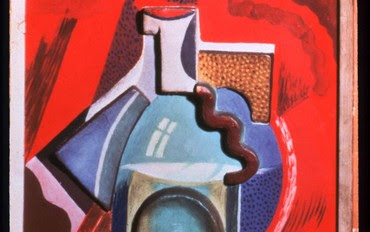 Alexander Archipenko painting stolen by Nazis