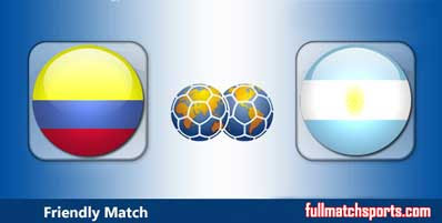Colombia Vs Argentina Highlights Full Match