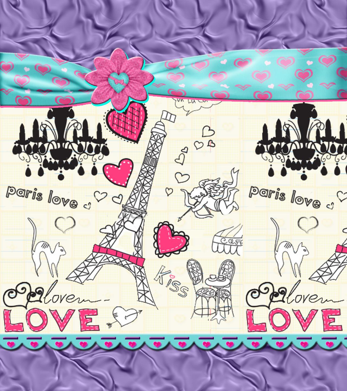 Kumpulan Wallpaper Love In Paris
