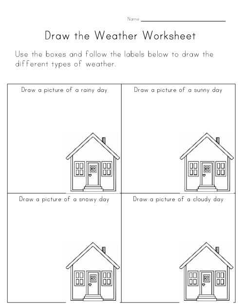 weather worksheet new 536 weather drawing worksheets. Black Bedroom Furniture Sets. Home Design Ideas