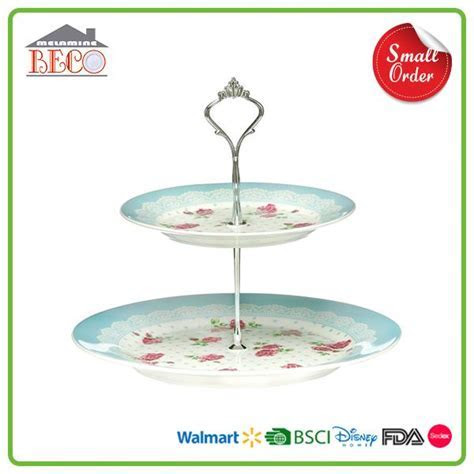 Plastic Cheap Tiered Cake Stands for Sale   Melamine