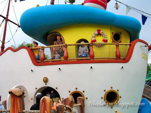 miss daisy boat