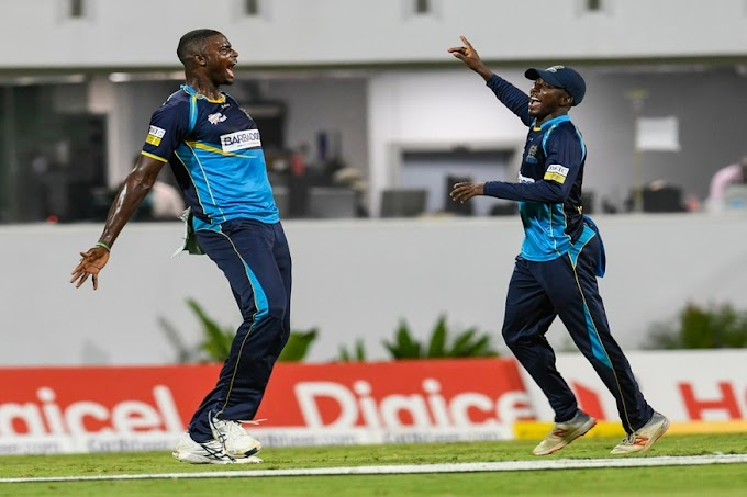 CPL 2019 | Gurney, Walsh Help Tridents Seal Playoff Spot With Win Over Zouks
