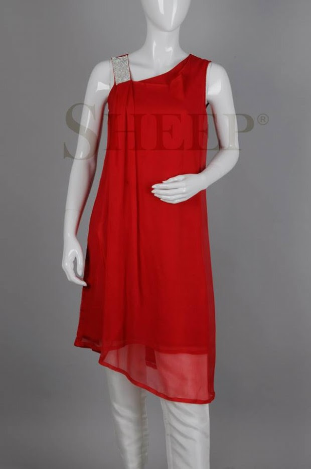 Valentines-Day-Beautiful-Dress-for-Girl-Womens-New-Fashion-by-Sheep-