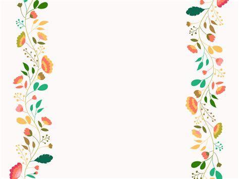 Floral Frame Background Nice Wallpaper 14311   Baltana