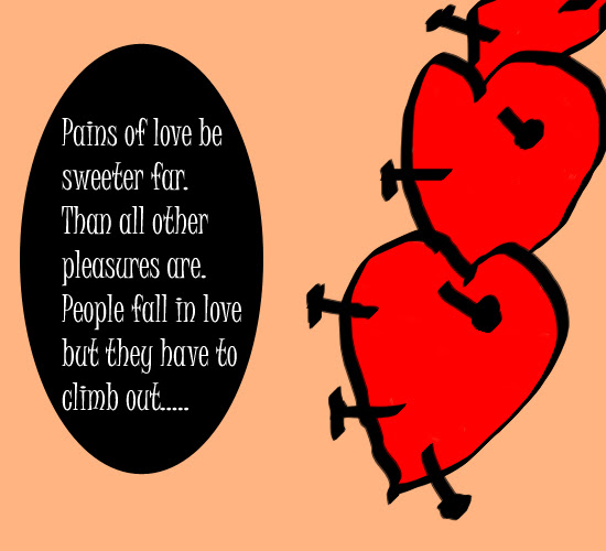 Pain Of Love Free Poems Quotes Ecards Greeting Cards 123 Greetings