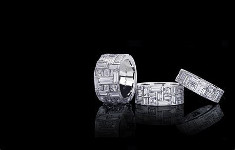 Cubism Collection The essence of Canturi Jewels