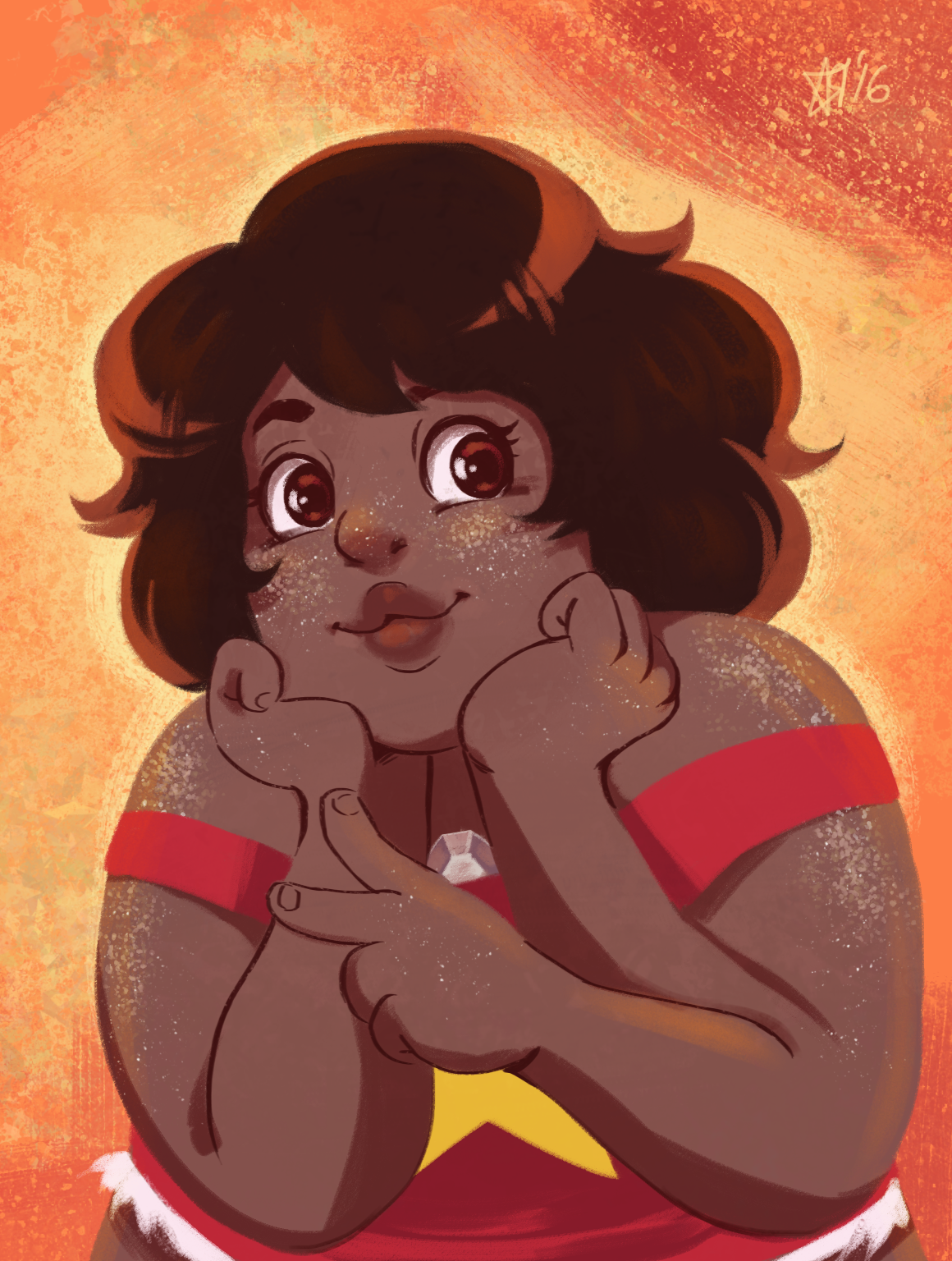 smokey quartz is adorable