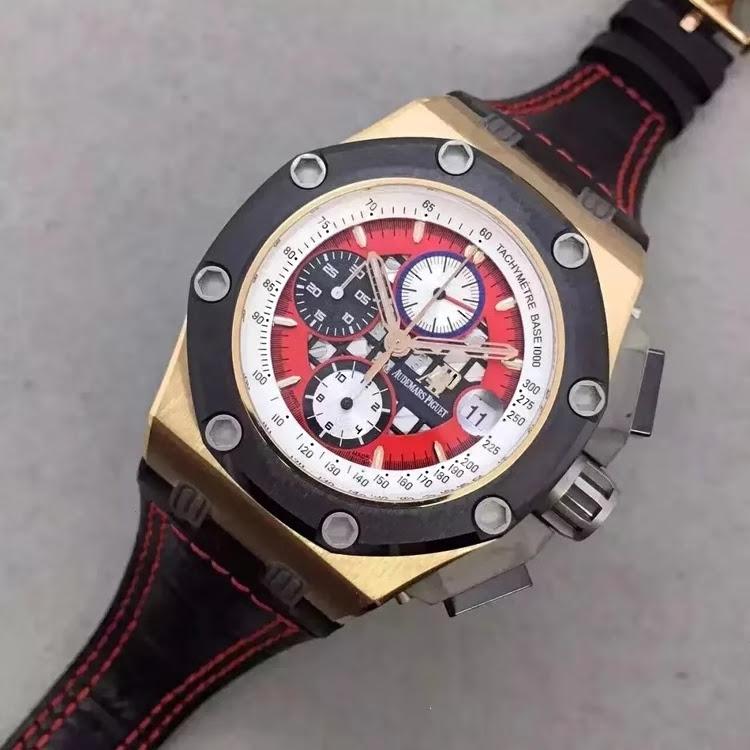 Replica Audemars Piguet Rubens Barrichello III