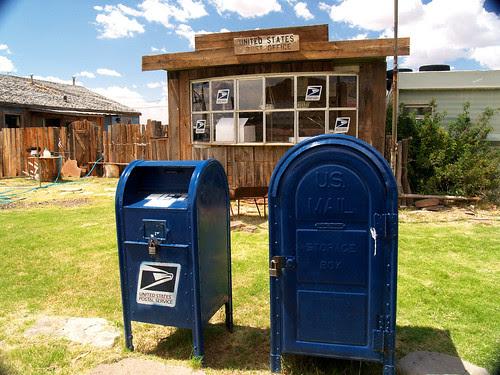 Tiny post office