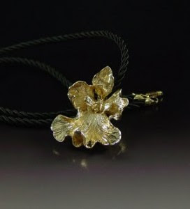 orchid jewelry