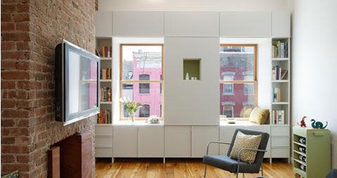New York Small Apartment Decorating