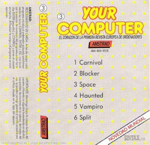 Your Computer Amstrad (3)