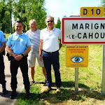 Marigny-le-Cahouët | Des avancées sur la mise en place de la participation citoyenne