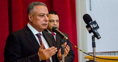 الدكتور محمود أبوالنصر وزير التربية والتعليم