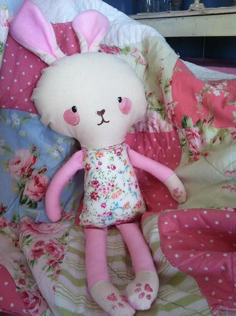 doll face au 1 bunnys a
