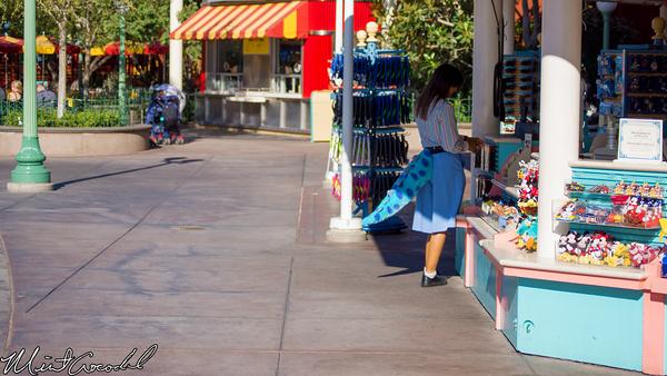 Disneyland Resort, Disney California Adventure, Paradise Pier, Seaside Treasure, Monsters Inc, Monsters U, Sully, Tail, Merchandise