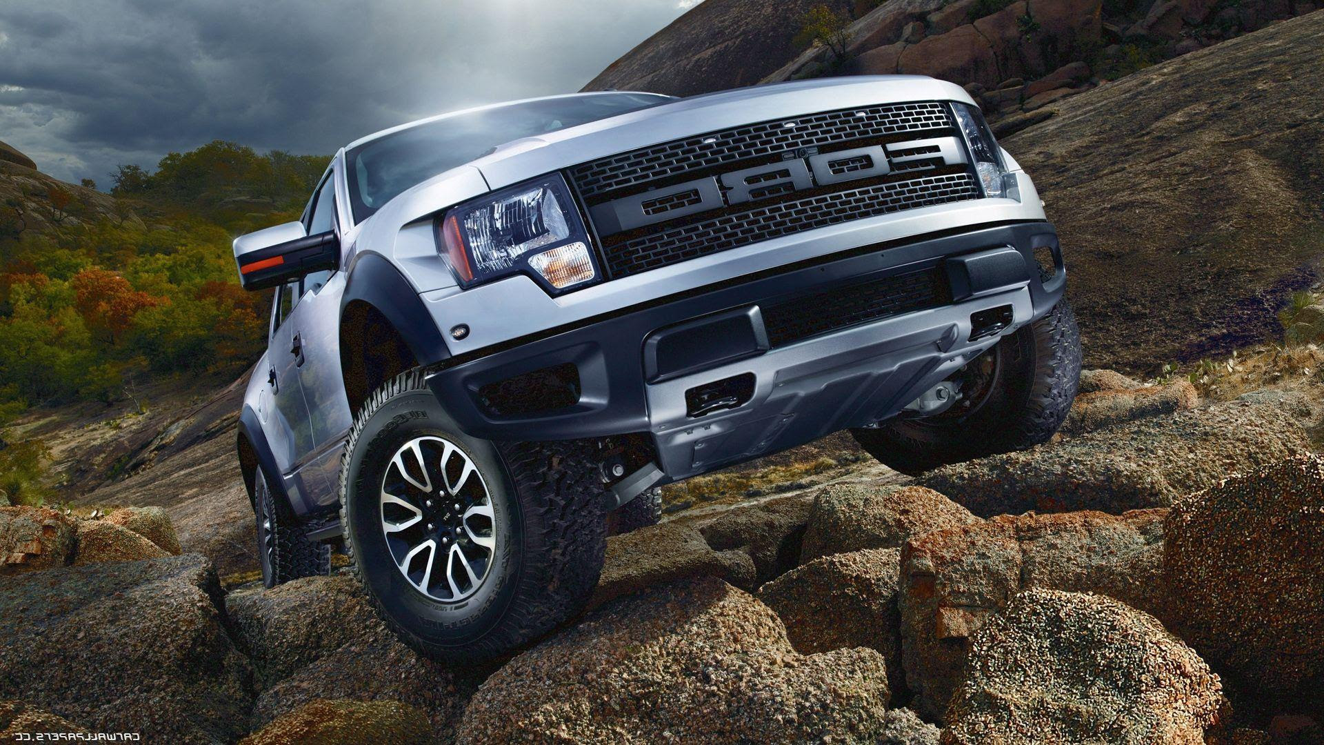 Ford F150 Raptor Wallpapers  Wallpaper Cave