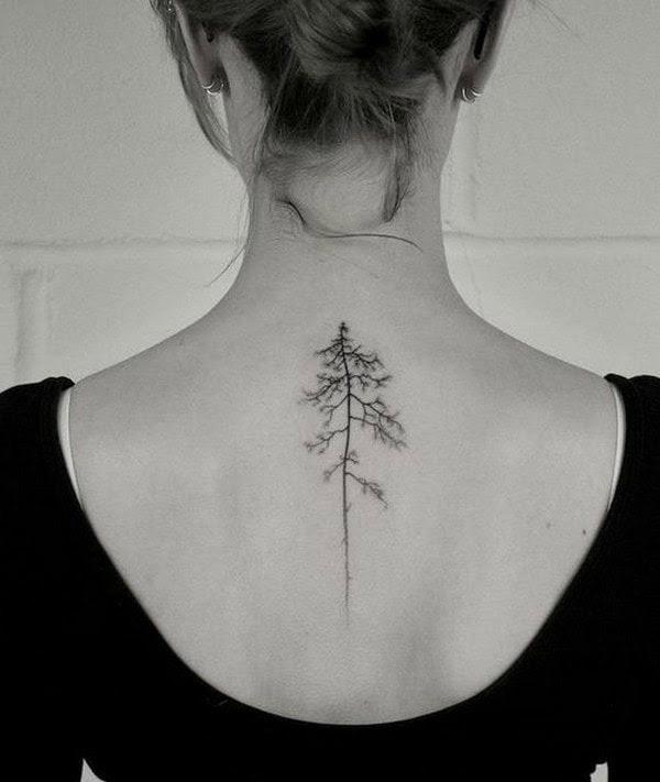Tatuajes En La Espalda Para Chicas Arte En Taringa