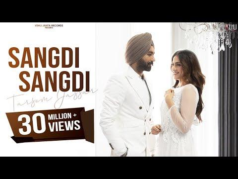 SANGDI SANGDI : TARSEM JASSAR (Official Video) | Nimrat Khaira | MixSingh | New Punjabi Songs 2020